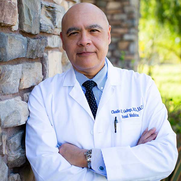 Dr.Claudio Gallego MD, FACP