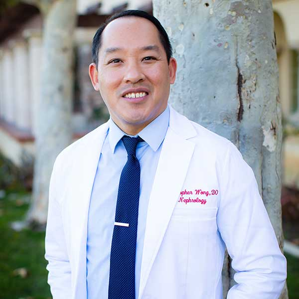 Christopher C. Wong DO