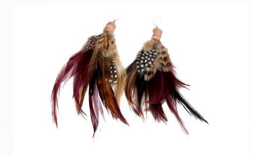 LA West Native Earrings