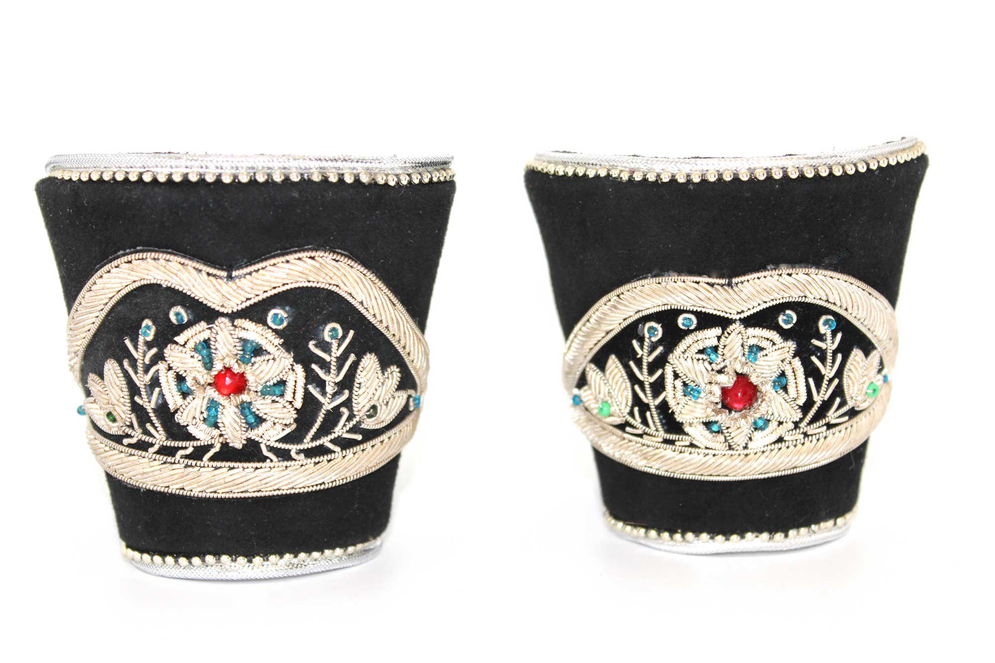Kate Younger Designs Winged Victory Cuffs