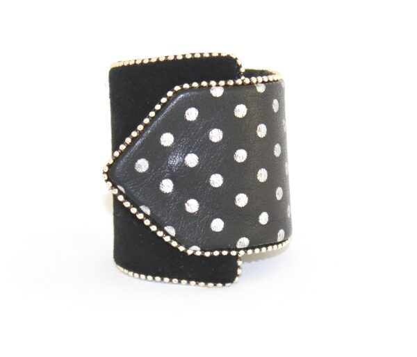 Kate Younger Designs Polka Dot Cuff