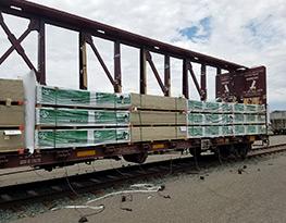 Advanced Logistics and Distribution Systems - Railcar Transloading