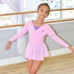 Pink Ballet Wrap Top | Stellar Dance Studio