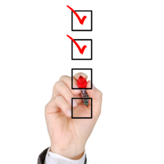 New Hire Forms Checklist for RIAs