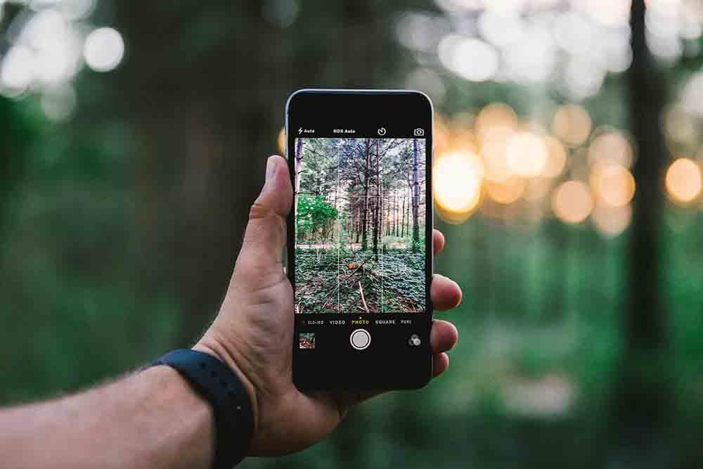smartphone photography advantages
