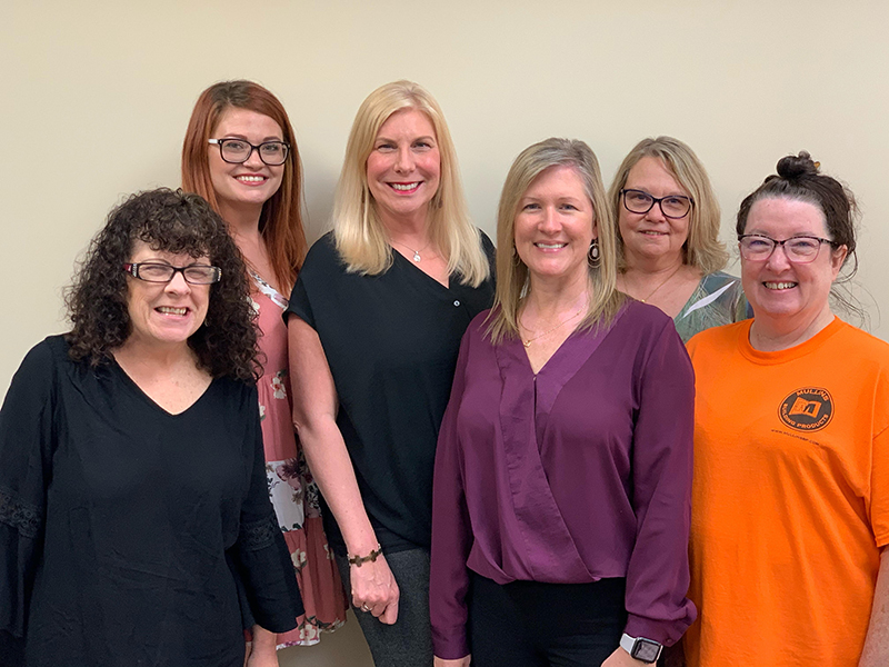 Mullins Building Products Accounting Team