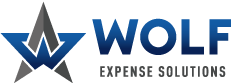 Wolf Expense Solutions Logo