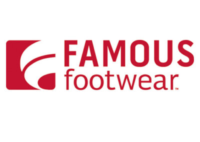 The Shoppes at Zion Famous Footwear Logo
