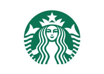 Shoppes at Zion Starbucks Logo