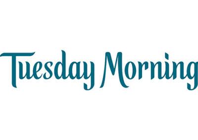 Shoppes at Zion Tuesday Morning Logo