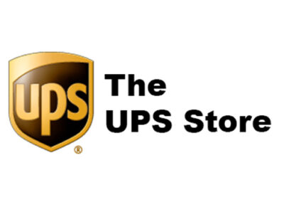 Shoppes at Zion The UPS Store Logo