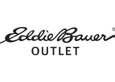 The Shoppes at Zion Eddie Bauer Logo