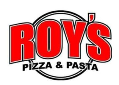 Shoppes at Zion Roy's Pizza Pasta Logo