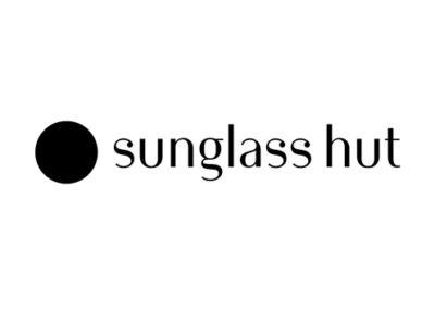 Shoppes at Zion Sunglass Hut Logo