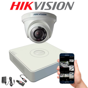 KIT CCTV HIKVISION MINI DVR TURBO KIT-11