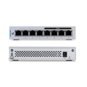 SWITCH UNIFI ADMINISTRABLE US-8