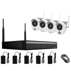 KIT CCTV SMART WIFI NVR 2MP 4CH CS200W KIT-14