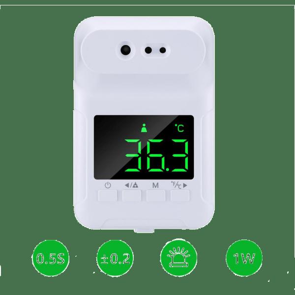 Termómetro de Pared Sin Contacto – STK-K3S