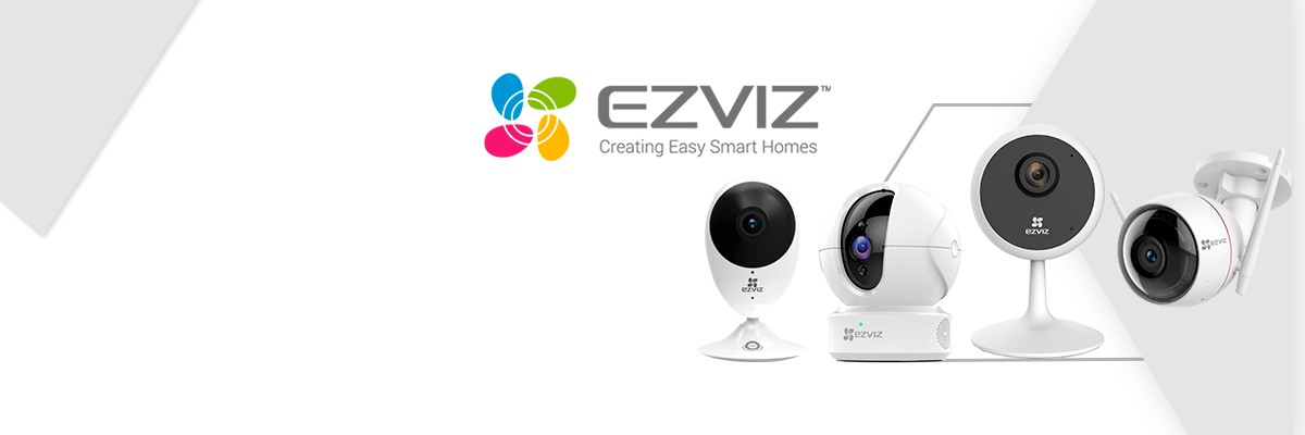 Distribuidores autorizados de Ezviz en Colombia.