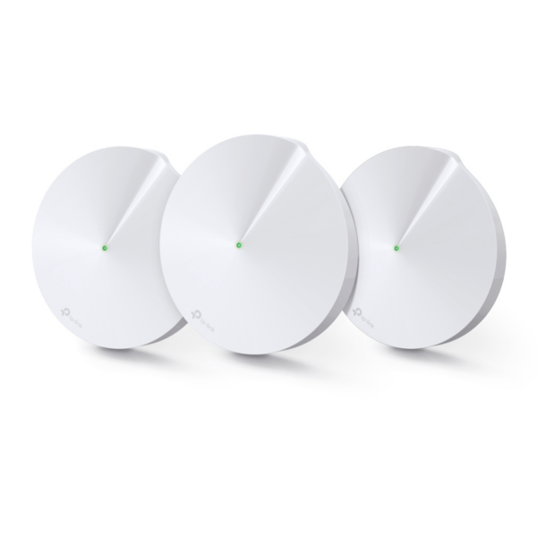 Sistema Wi-Fi Mesh para todo el hogar AC1300 TP-Link – Deco M5(3-pack)