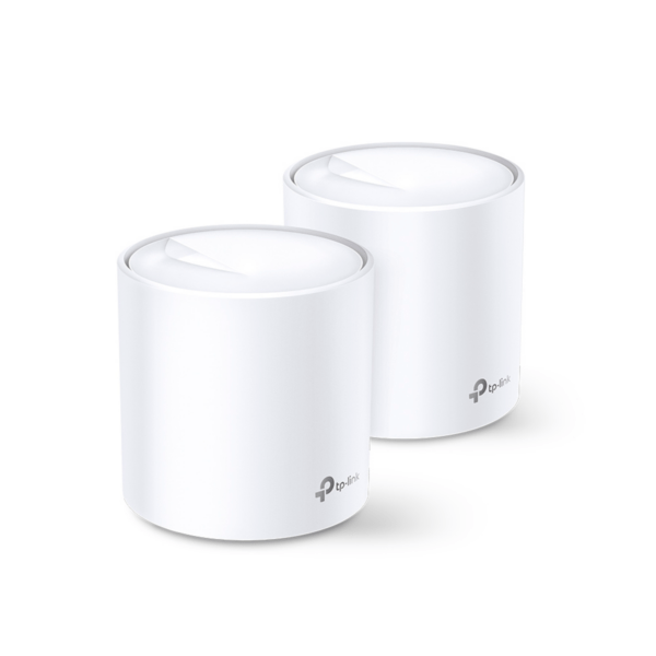 Sistema Wi-Fi 6 Mesh para el hogar AX1800 TP-Link - Deco X20(2-pack)
