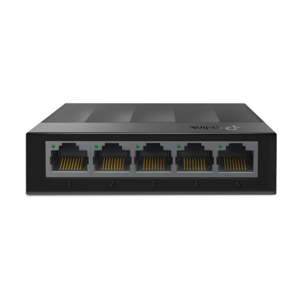 Switch de Escritorio no administrable de 5 Puertos 10/100/1000Mbps TP-Link - LS1005G