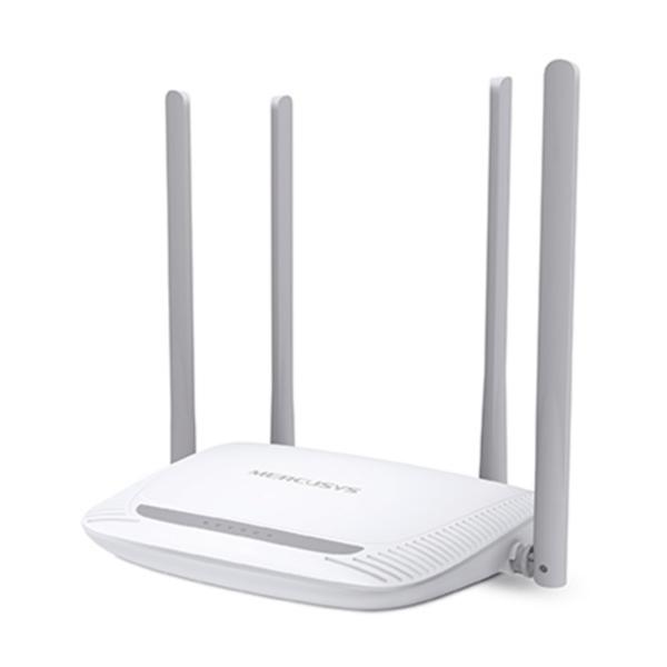 Router Inalámbrico N Mejorado de 300Mbps Mercusys - MW325R
