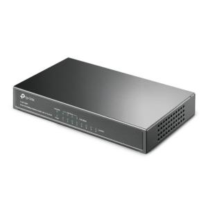 Switch PoE de Escritorio de 8 Puertos de 10/100Mbps TP-Link - TL-SF1008P