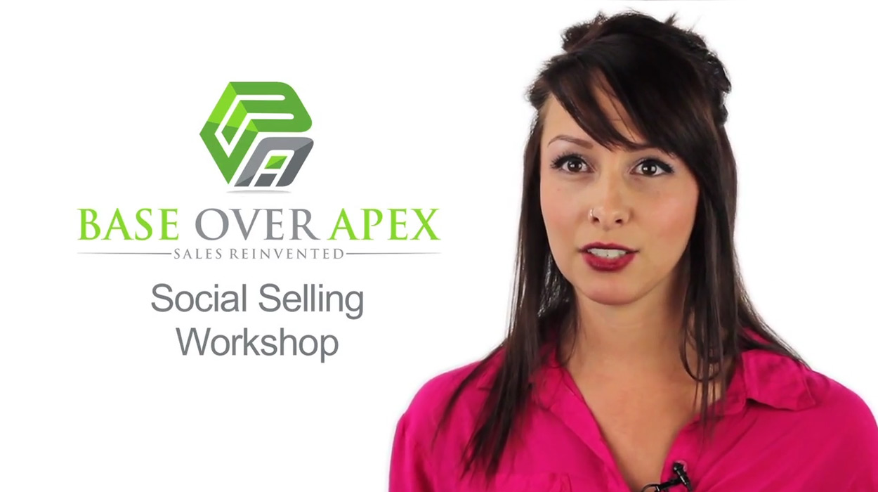 Social Selling Reinvented Series – Ayla Coltman