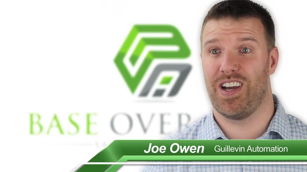 Base Over Apex – Joe Owen Guillevin Automation
