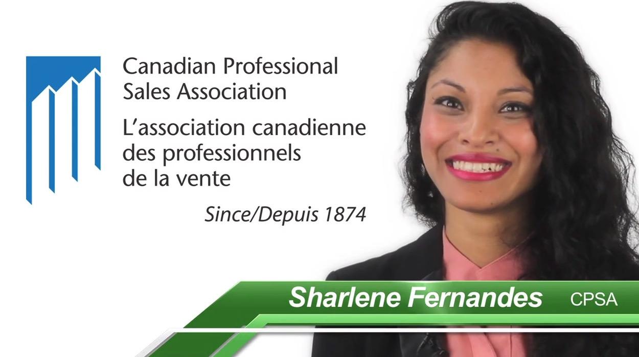 Social Selling Reinvented Workshop – Sharlene Fernandes