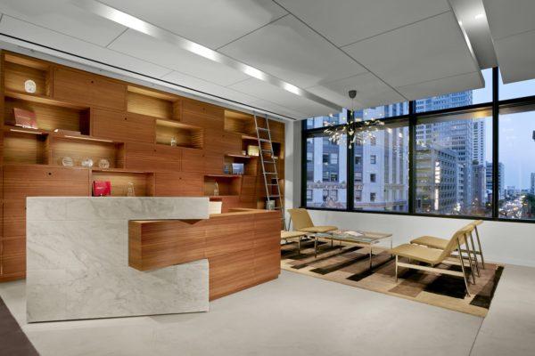 SF office building renovation