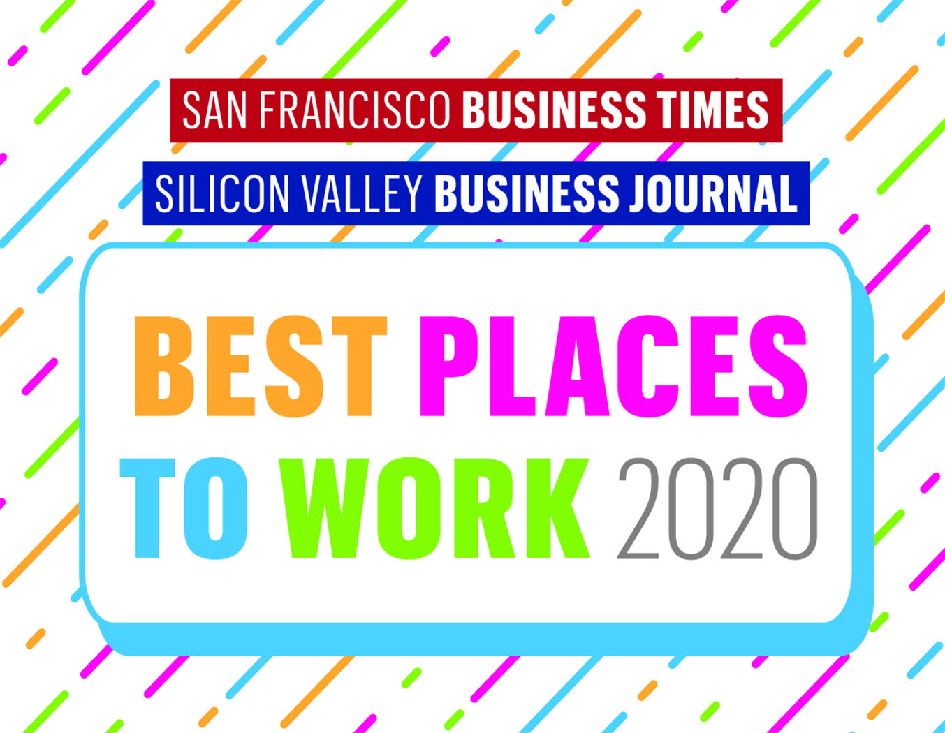 2020 best places to work SF Business Times