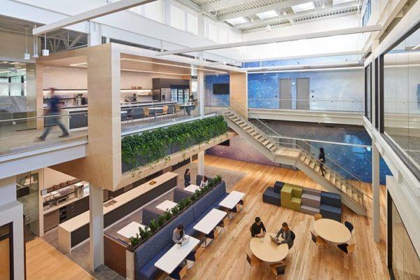 vmware remodel palo alto Contractor: Novo | Architect: VDTA | Location: Palo Alto