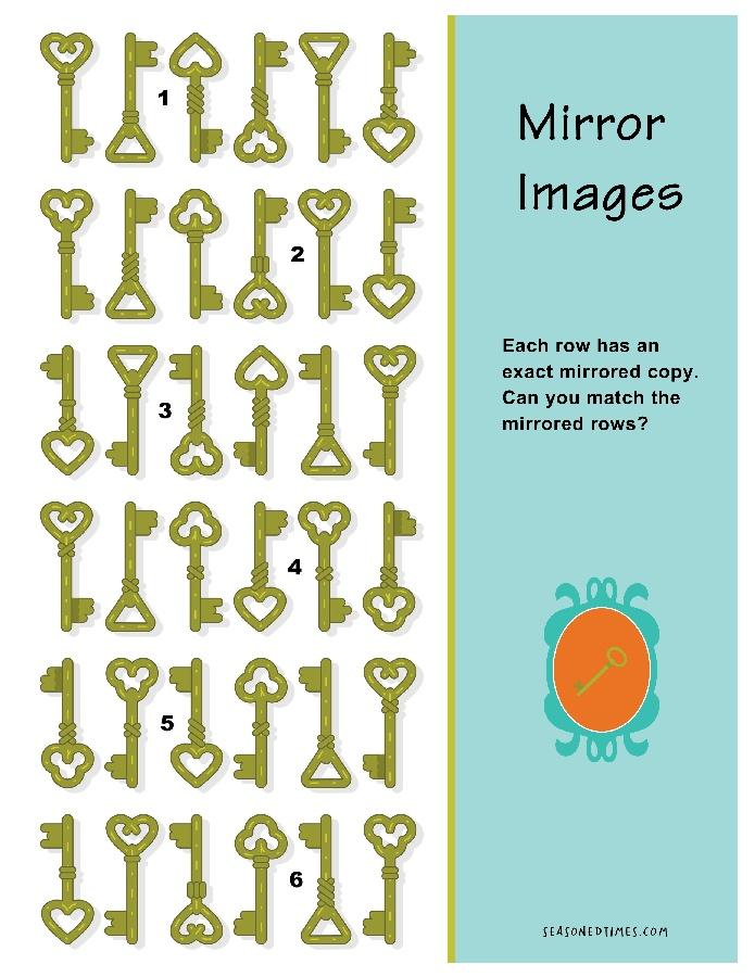 MirrorKeys820