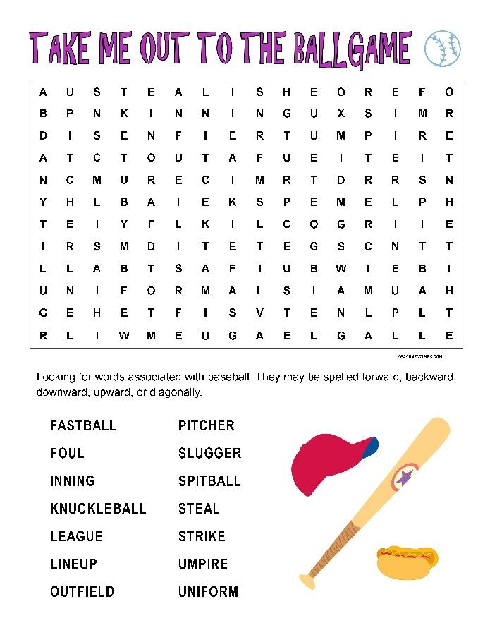 WORDSEARCHBaseball421