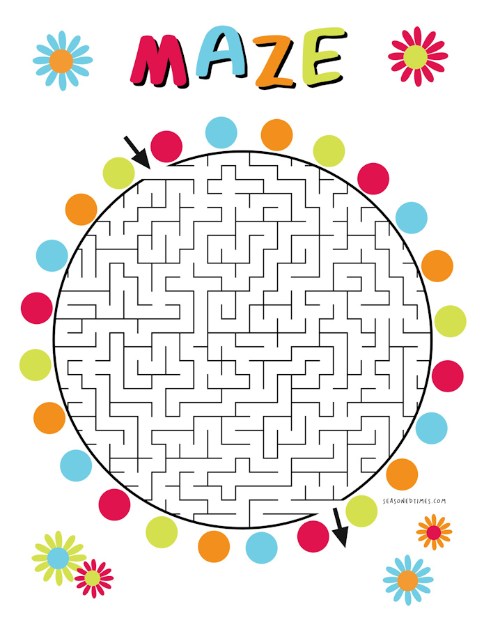 CircleMaze921