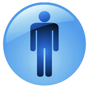 irritable bowel syndrome affects men
