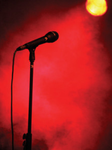 stage fright is unhelpful and can be changed