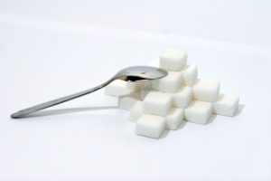 Sugar addiction can lead to diabetes and other weight issues