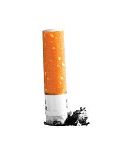 No Tobacco - stop smoking today