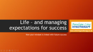 Life and managing expectations