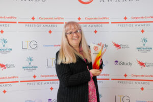 Oxfordshire Hypnotherapist of the year 2021-22
