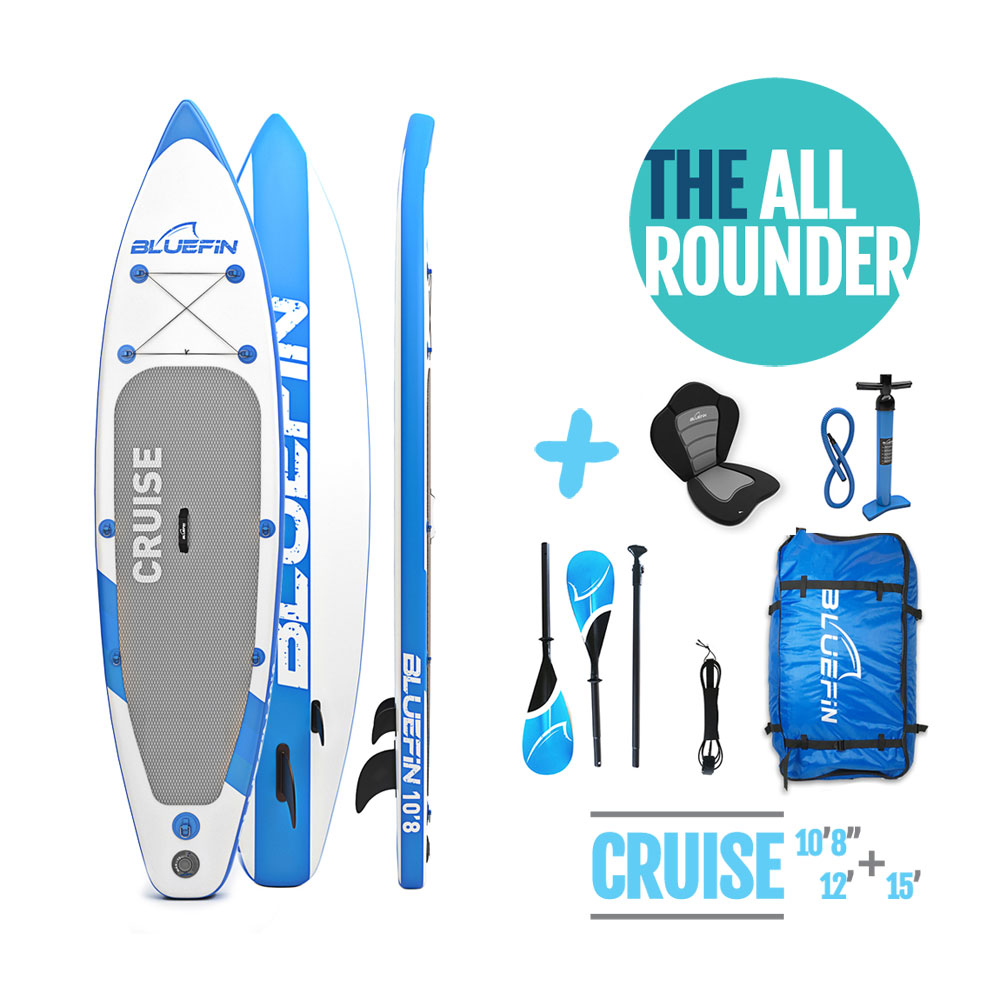 Bluefin SUP Inflatable Stand Up Paddle Board