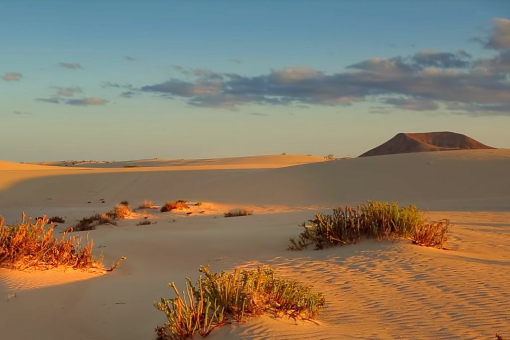 Trips to The Canary Islands corralejo dunes canary islands BB Yacht Charter Marbella