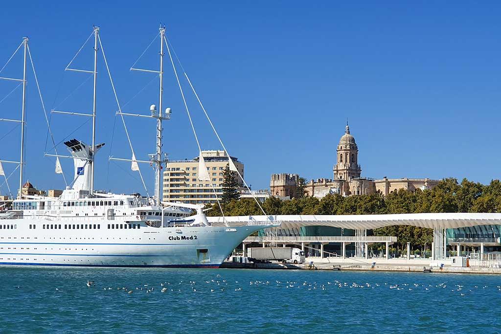 Malaga Port Cruising Cost del Sol