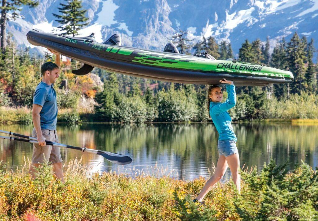Inflatable Sea Kayak & Canoes
