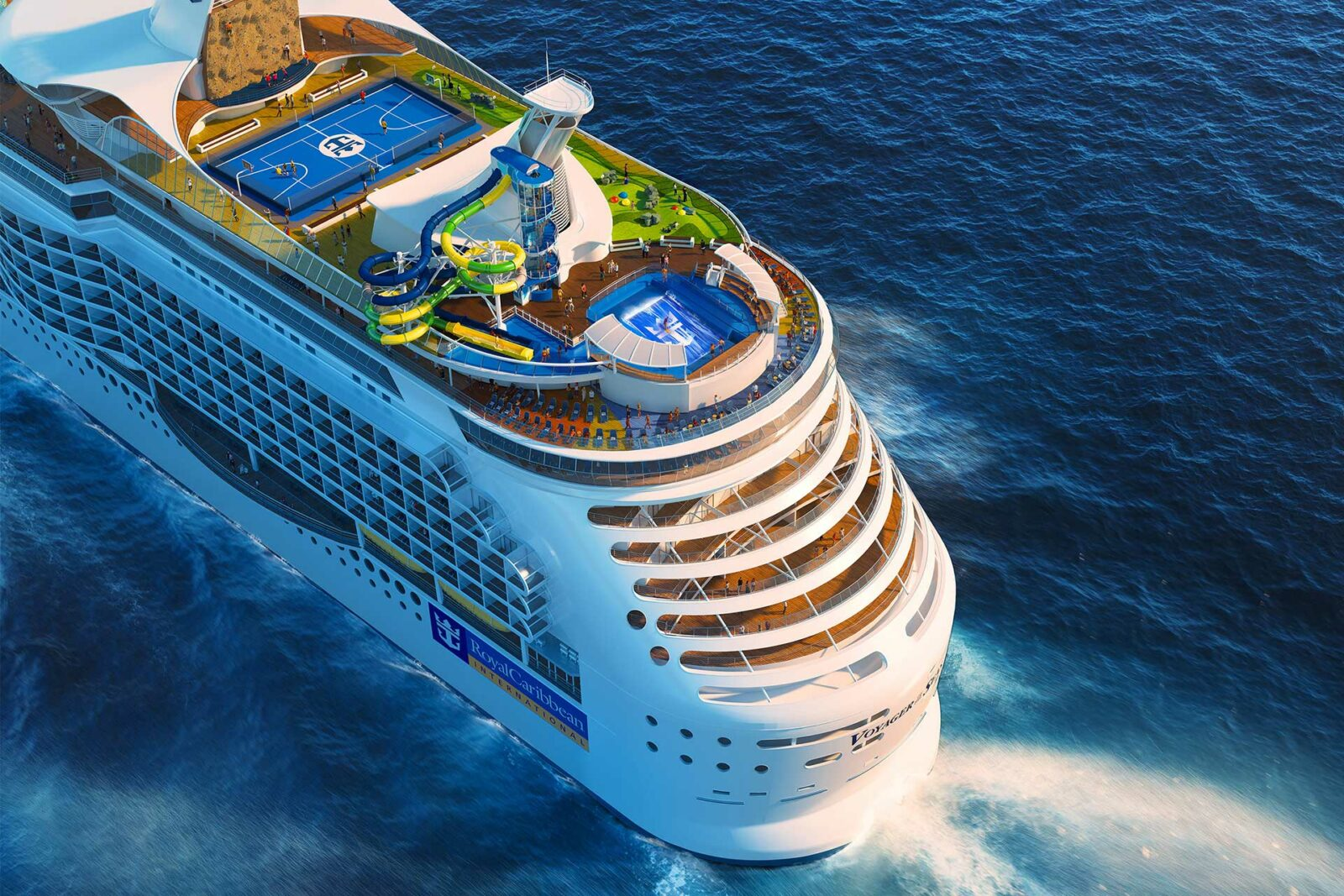 Royal Caribbean Designing its Own Private Island