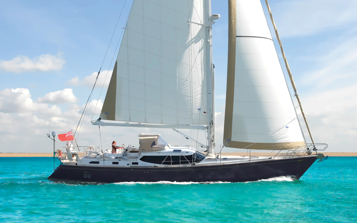 43 of the best bluewater sailing yacht designs of all time