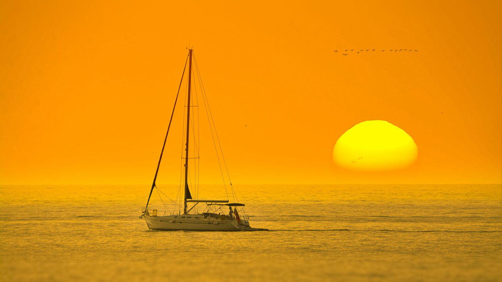 sailing across the atlantic tradewinds explained